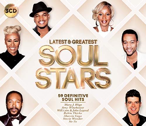 Soul Stars-Latest & Greatest