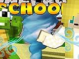 Clip: Minecraft School - Tornado Hits the School!