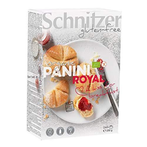 Schnitzer - BIO PANINI ROYAL - 0,25 kg
