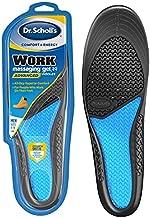 Dr. Scholl's Work Massaging Gel Advanced Insoles for Men Shoe Inserts