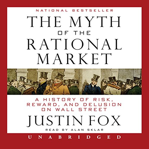 The Myth of the Rational Market audiobook cover art