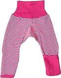 Cosilana - Pantalón largo para bebé con protección contra arañazos en la pierna Pep-pink smallet 130 86 /92 cm