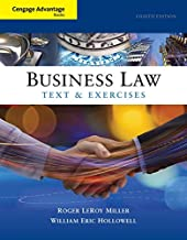business law text & exercises 9th edition