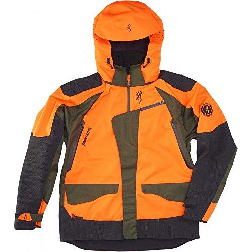 Browning Parka Parka, Pro-Tracker, orange-grün, xl, orange, XL, 3039533904