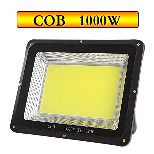 cyg Outdoor Floodlight, Super Bright Energy Saving Waterproof Antirust Garden Floodlight Garage Warehouse Squares Outdoor Security Lights Super bright (Size : 800W)