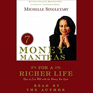 7 Money Mantras for a Richer Life audiobook cover art
