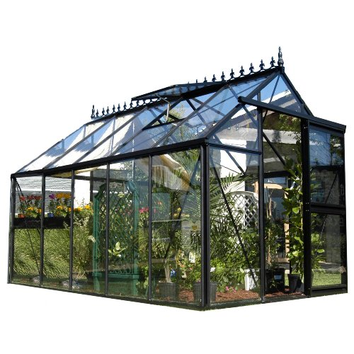 Exaco Junior Victorian J-VIC 24 96 Square Foot Greenhouse