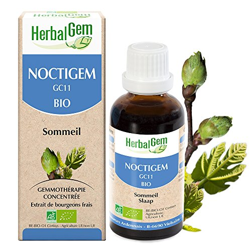 HerbalGem - COMPLEXES DE GEMMOTHÉRAPIE - NOCTIGEM  GC11 BIO - 30 ml