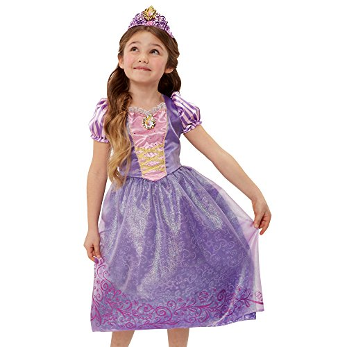 Disney Princess Friendship Adventures Rapunzel Dress 4-6x