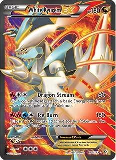 White Kyurem-EX - 146/149 - Full Art Ultra Rare
