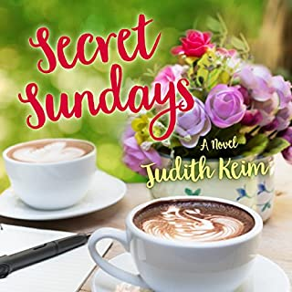 Secret Sundays audiobook cover art