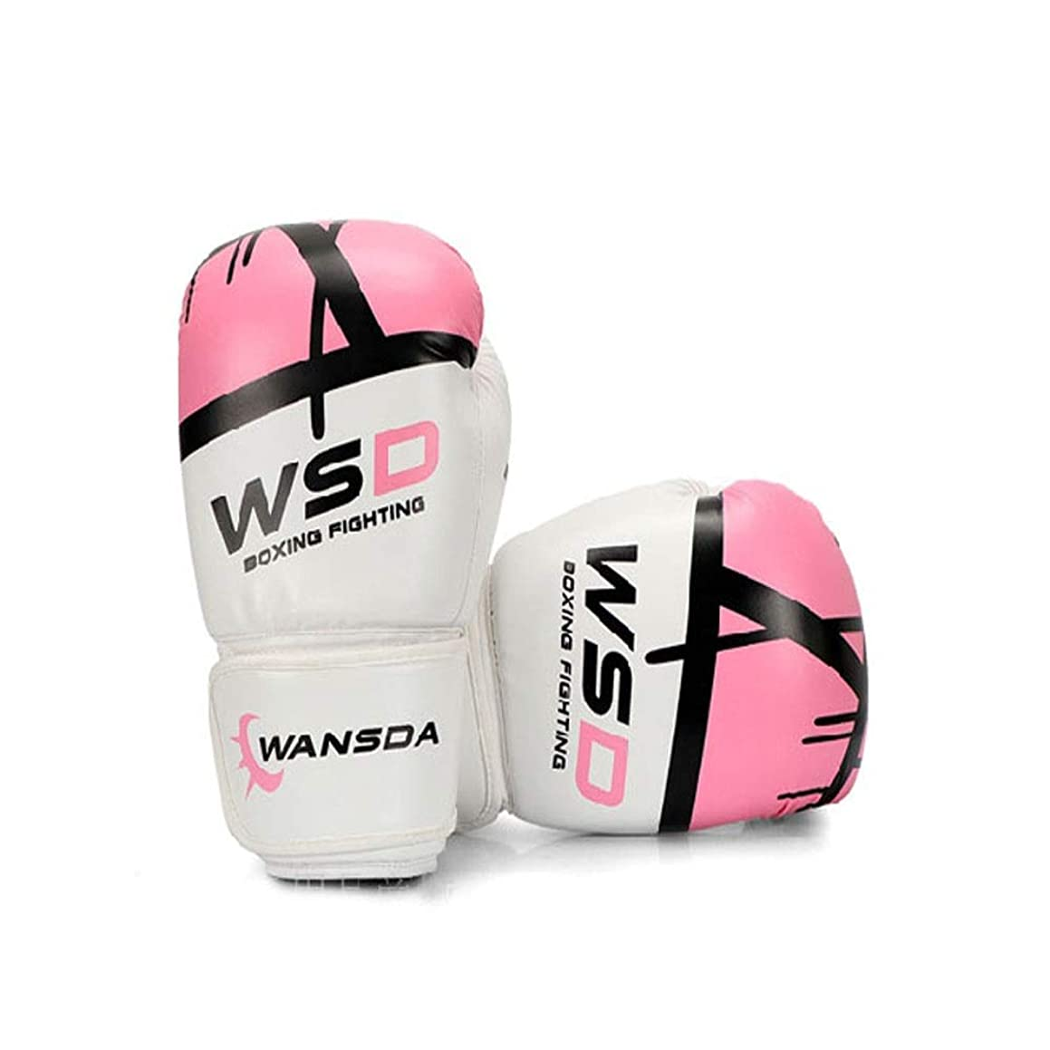 HUIJUNWENTI Children's Boxing Gloves, Muay Thai Fight Fighting Sanda Boxing Gloves, Sandbag Gloves Training Gloves, The Best Gift for Boxing Enthusiasts