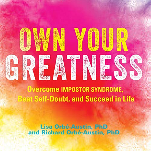 Couverture de Own Your Greatness