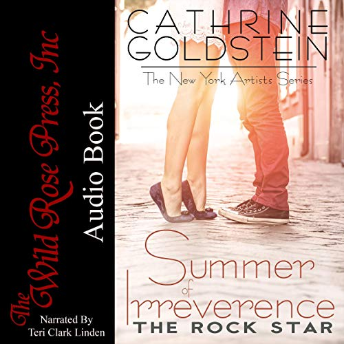 Couverture de Summer of Irreverence: The Rock Star