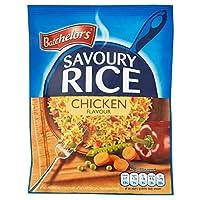 Batchelors Chicken Flavour Savoury Rice (120g) Batchelorsチキン風味香ばしいご飯( 120グラム)