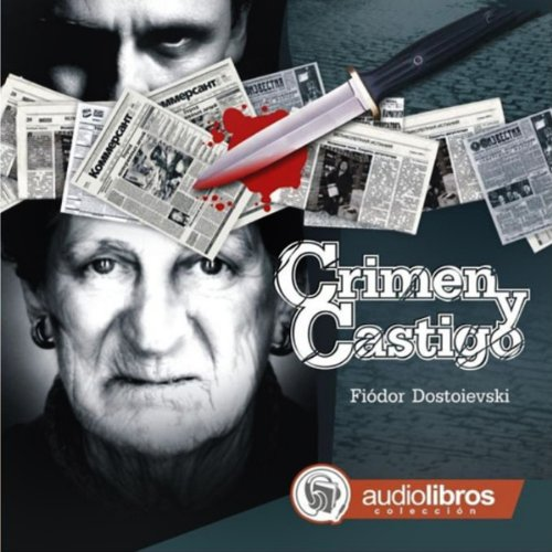 Crimen y Castigo [Crime and Punishment] cover art