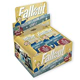 Dynamite Fallout Series 2 Trading Cards Foil Pack Box