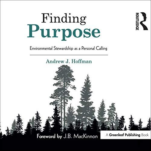 Finding Purpose audiobook cover art