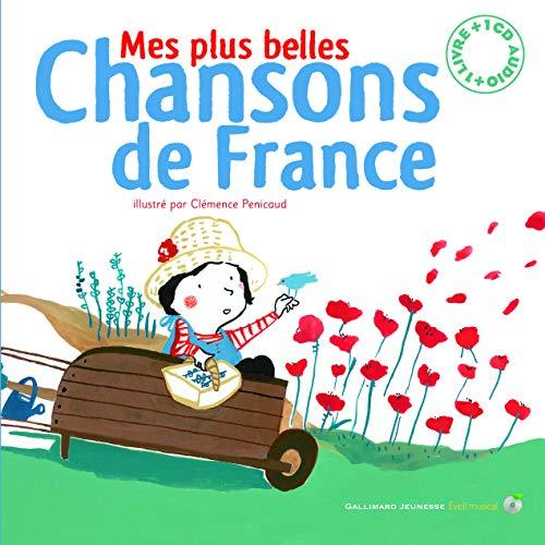 Chansons de France pour les petits (Les Imagiers)