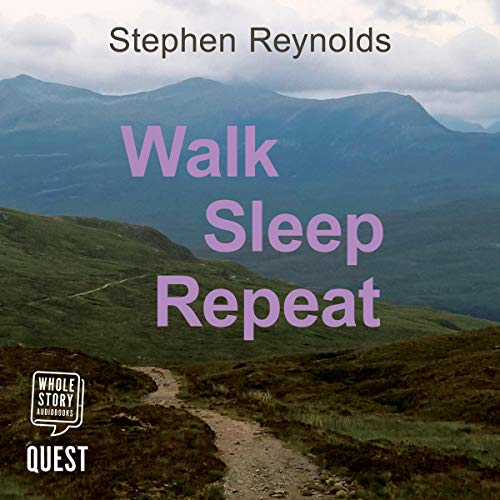 Walk Sleep Repeat audiobook cover art