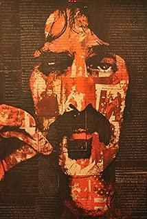 Frank Zappa Cool Artwork 18x24 Poster