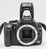 Canon EOS 350D Appareil photo numérique Reflex 8 Mpix Boîtier nu Noir