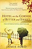 Hotel on the corner of bitter and sweet, Jamie Ford, book, book cover