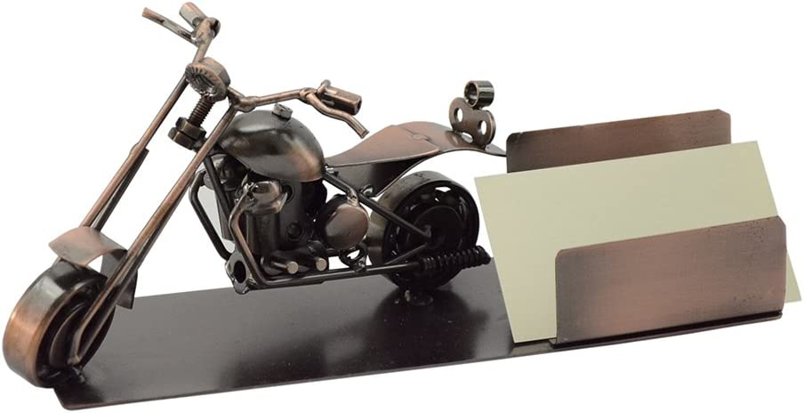 Motorcycle Business Card Holder New Bombing free shipping York Mall