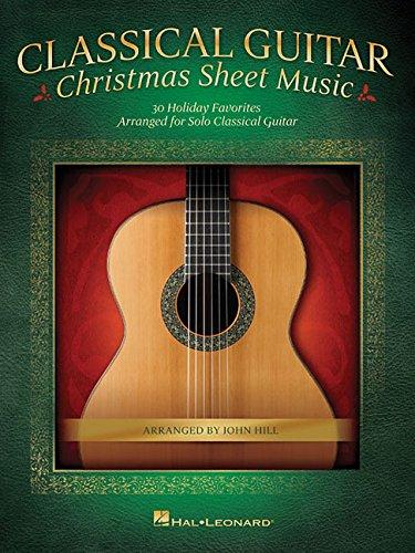 Classical Guitar Christmas Sheet Music