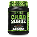 Carb Surge Carbohydrate Powder - Clean Workout Fuel w/ Carb10 Pea Starch & Cluster Dextrin for...