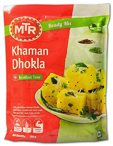 MTR Instant Khaman Dhokla Mix 200gm MTRインスタント・カーマン・ドクラ・ミックス