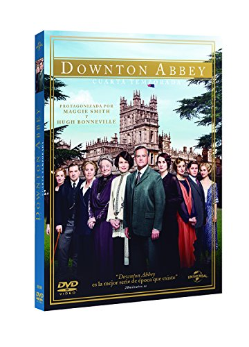 Downton Abbey - Temporada 4 [DVD]