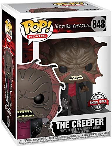 Jeepers Creepers Figura Vinilo The Creeper 848 Unisex ¡Funko Pop! Standard, Vinilo,