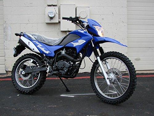 RPS HAWK Dirt Bike Hawk 250cc Street Legal Motorcycle Bike : Choose Your Color