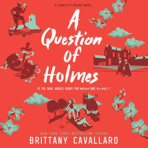 A Question of Holmes cover art