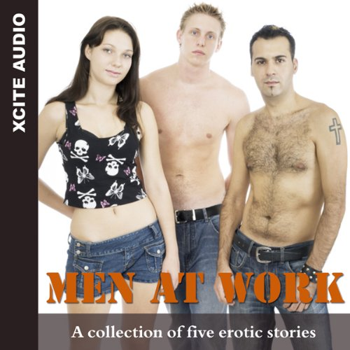 Men at Work audiobook cover art