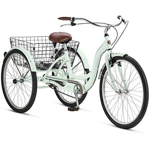 "Schwinn Meridian 26"" Adult Tricycle Green (Mint)"