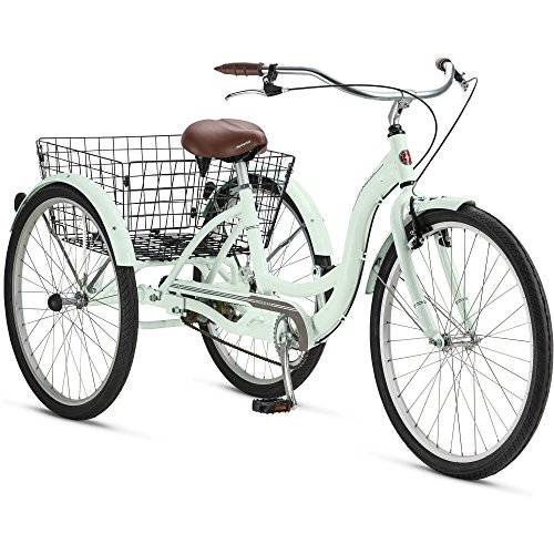 "Schwinn Meridian 26"" Adult Tricycle Green (Mint)"