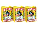 Bell s All Natural Salt Free Poultry / Turkey Seasoning 1 Oz (Pack of 3)