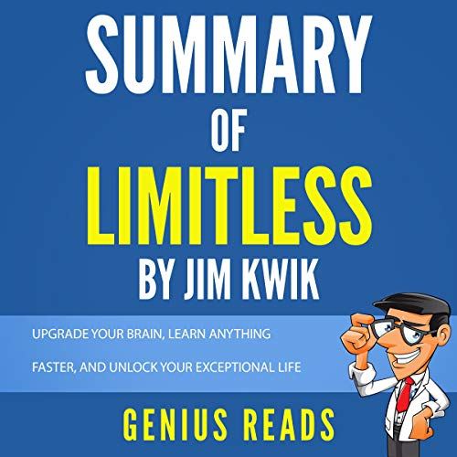 Summary of Limitless by Jim Kwik  By  cover art