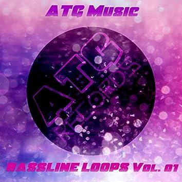 Bassline Loops, Vol. 01