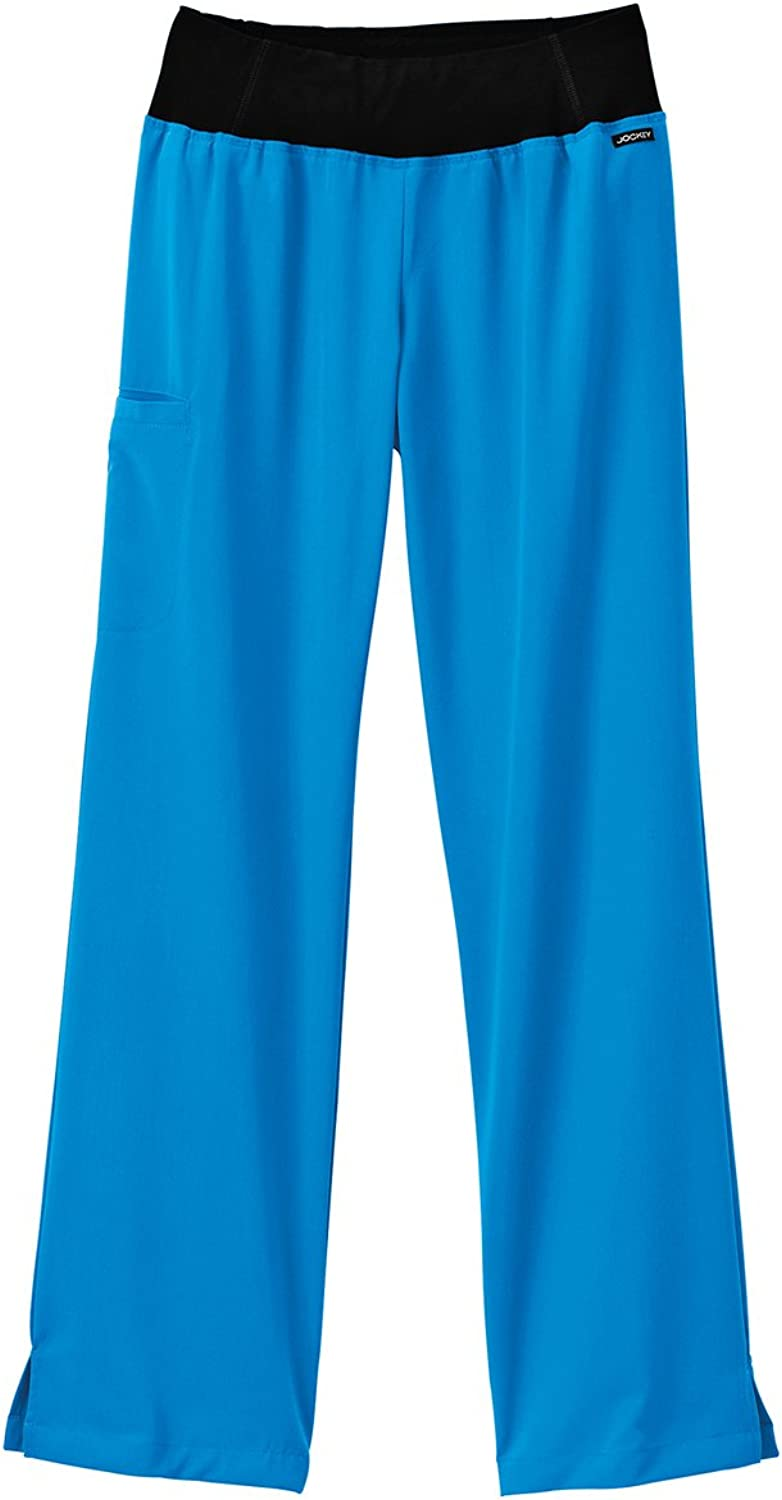 Jockey         2358 Women's Perfected Yoga Scrub Pant  Comfort Guaranteed
