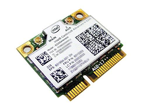 Intel 6205 62205AN HMW Half Mini PCIe PCI-Express WLAN Wireless WiFi Card Module X9JDY para Dell