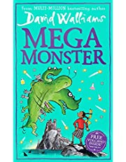 Megamonster: the mega new laugh-out-loud children's book by multi-million bestselling author David Walliams