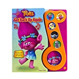 DreamWorks Trolls - Get Back Up Again Little Music Note Sound Book - Play-a-Song...
