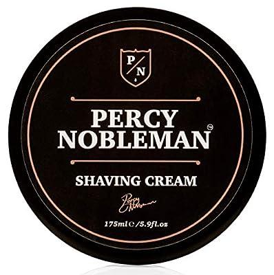 Shaving Cream By Percy Nobleman, Premium Quality Shave Cream 175ml/5.9 fl.oz