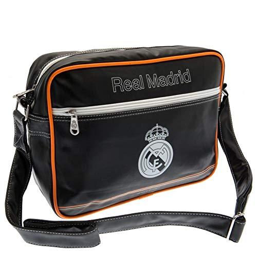 *Exclusiv* Real Madrid Schultertasche Umhängetasche 35x11x25cm EDEL
