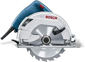 Bosch 06016A9020 GKS 600 Sierra Circular portátil, Azul