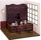 ねんどろいどプレイセット #09 喫茶店Bセット ノンスケール ABS&PVC製 ねんどろいど用ジオラマセット