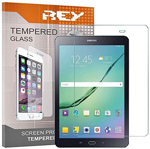 Pack 2x Pellicola salvaschermo per SAMSUNG GALAXY TAB S2 9,7', Pellicole salvaschermo Vetro Temperato 9H+, di qualità Premium Tablet